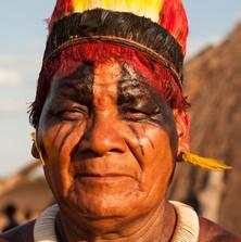 Chief Tafukumã Kalapalo