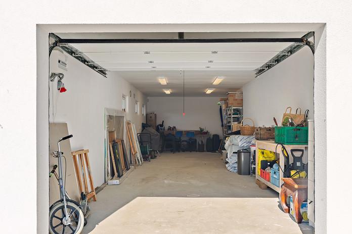 Garage som går att anpassa efter era önskemål - ett extra rum kanske?