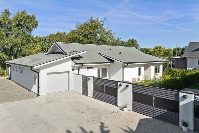 Modern och smart planerad villa