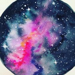 Pink Nebula