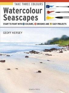 Take Three colours - Watercolour Seascapes