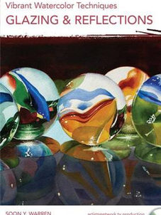 DVD Vibrant Watercolor Techniques Glazing and Reflections