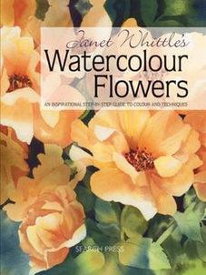Janet Whittle's Watercolour Flowers
