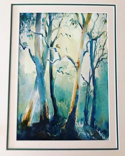 Manganese Trees
