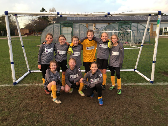 Girls' Football vs Temple Sutton