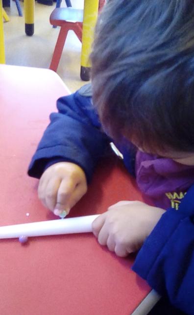 Busy week at nursery