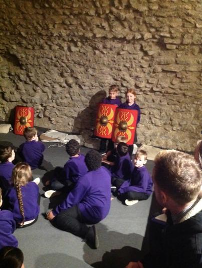 Year 3 Colchester Castle visit