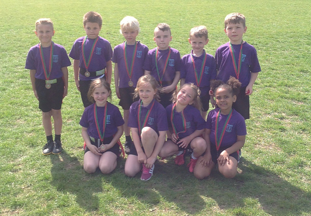 KS1 Tag rugby