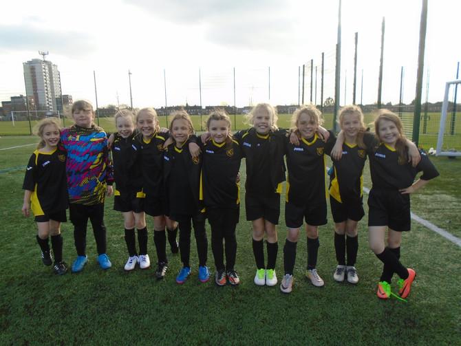 Year 5/6 Girls Essex Finals