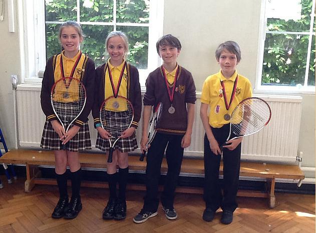 South East Essex Schools tennis tournament