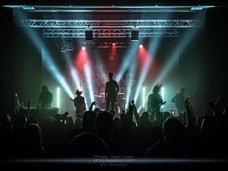 BETRAYING THE MARTYRS + RESOLVE + MODERN DAY BABYLON + FROM SORROW TO SERENITY – Lyon, 24.03.2018