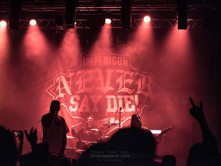NEVER SAY DIE! TOUR – Lyon, 18.11.2017