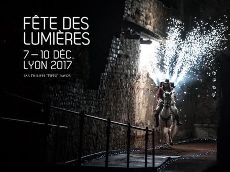 FÊTE DES LUMIÈRES 2017