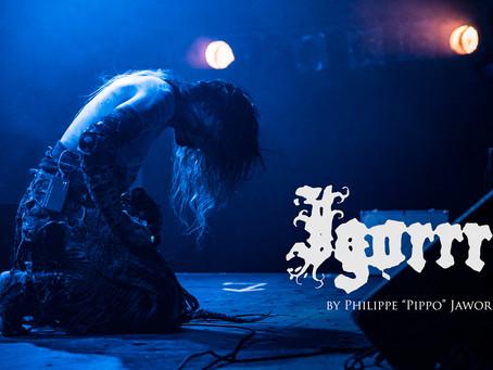 IGORRR + PRYAPISME – Lyon, 16.11.2017