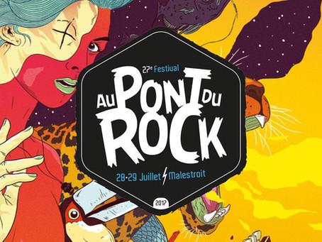 AU PONT DU ROCK 2017