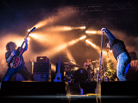 TRUST + DAVID SPARTE + KLINK CLOCK – Lyon, 17.12.2017
