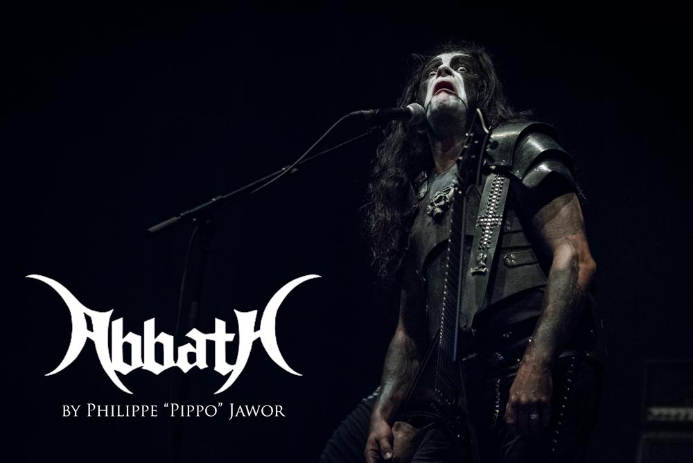 The Norwegian black metal band Abbath, live at Sylak Open Air festival, Saint Maurice de Gourdans, France, August 2017.  On assignment for Metal Obs' Magazine All rights reserved.