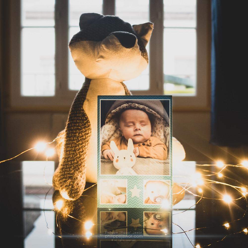 faire-part photographie bébé nouveau-né lyon