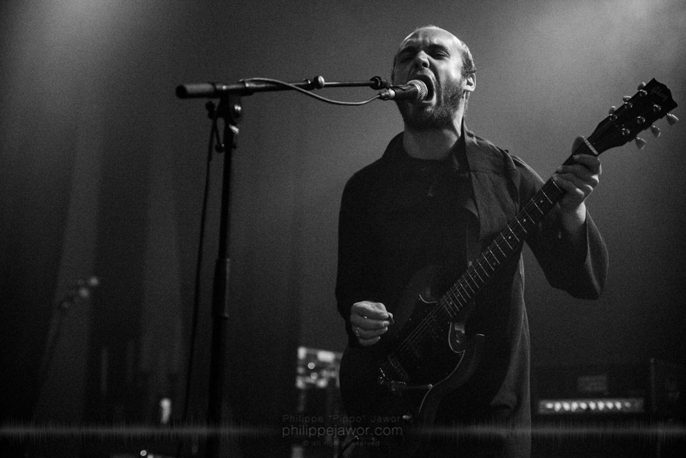 """The French Psychedelic Doom band Whêh, live in Lyon, France, October 2017.  On assignment for Metal Obs' Magazine  © Philippe """"Pippo"""" Jawor All rights reserved."""