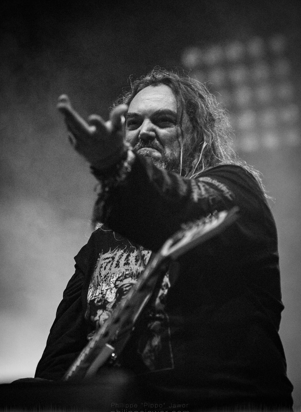The Brazilian thrash metal brothers Max & Iggor Cavalera live at Sylak Open Air festival, Saint Maurice de Gourdans, France, August 2017.  On assignment for Metal Obs' Magazine All rights reserved.