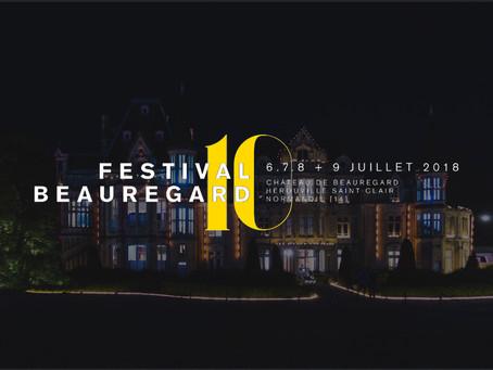 FESTIVAL BEAUREGARD – Hérouville-Saint-Clair, 06-09.07.2018