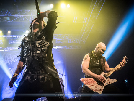 CRADLE OF FILTH + MOONSPELL – Saint-Étienne, 14.02.2018