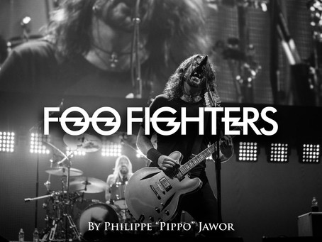 FOO FIGHTERS @ Paris, 07.03.2017