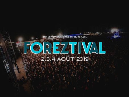 FOREZTIVAL – Trelins (42), 03-04.08.2019