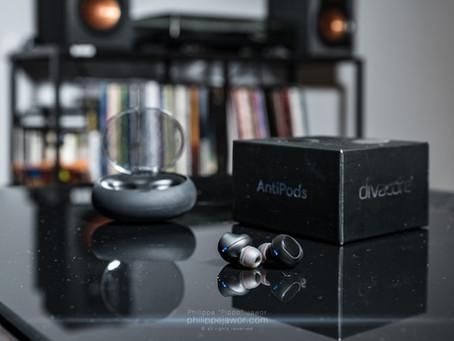 Test : DIVACORE ANTIPODS, les meilleurs écouteurs sans fil du marché ?
