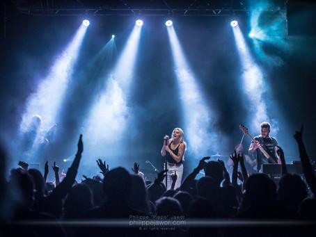 PVRIS + WHIST – Lyon, 31.05.2018
