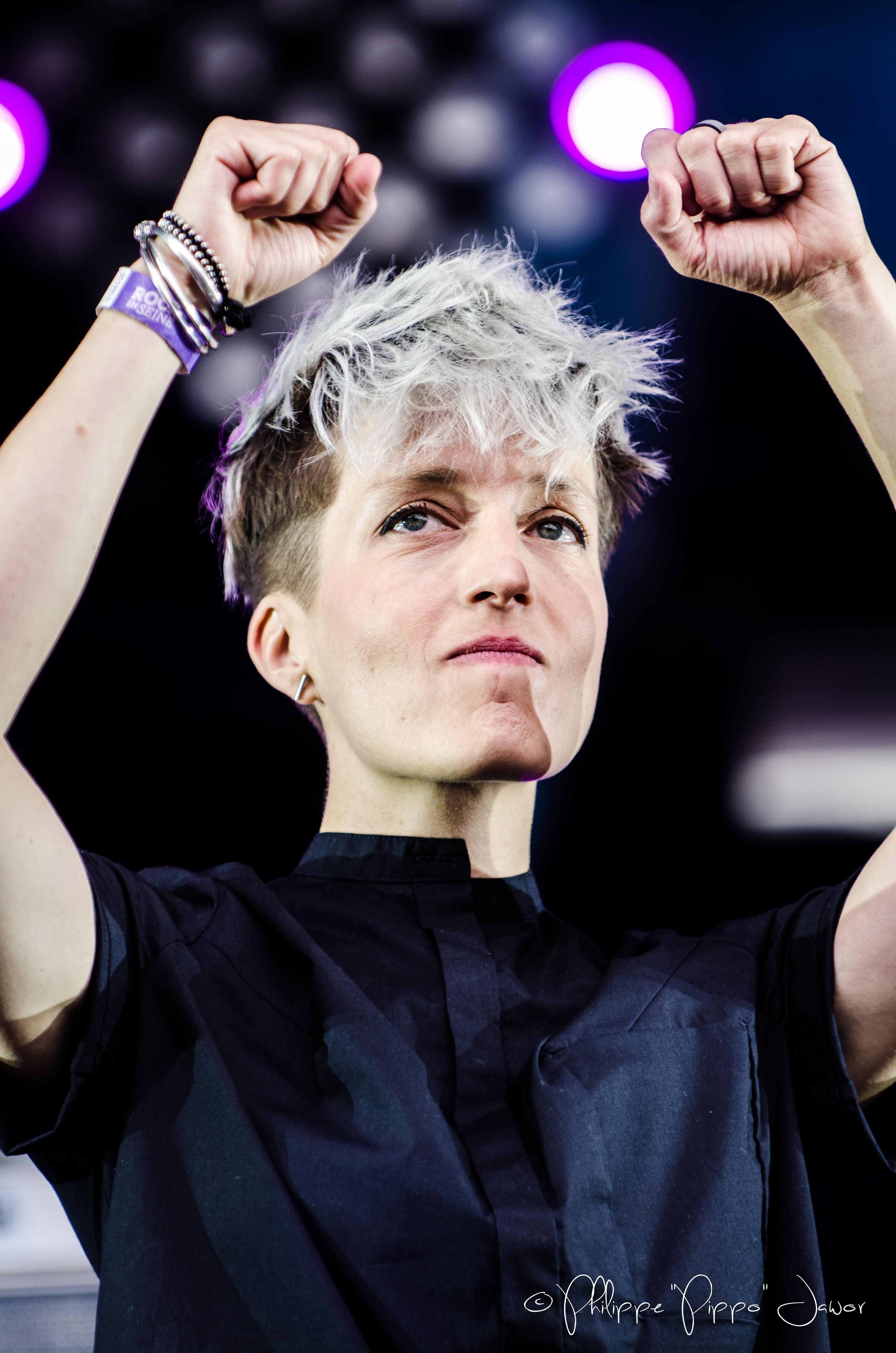 Jeanne Added @ Rock en Seine 2015