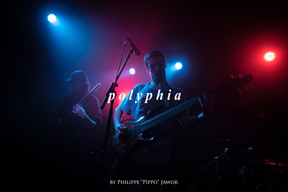 "The American progressive metal band Polyphia, live in Lyon, France, November 2017.  © Philippe ""Pippo"" Jawor All rights reserved."