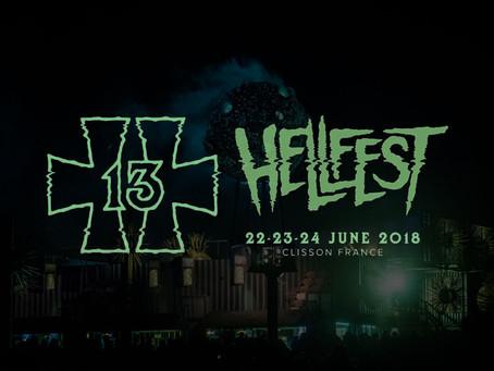 HELLFEST OPEN AIR FESTIVAL – Clisson, 22-24.06.2018