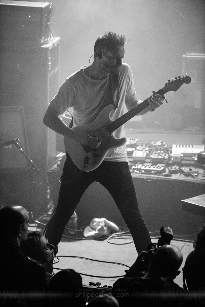 """The Icelandic alternative metal band Agent Fresco, live in Lyon, France, November 2017.  ©Philippe """"Pippo"""" Jawor All rights reserved."""