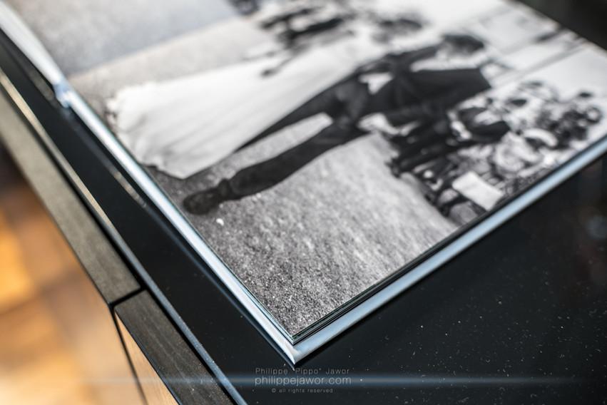 Les photos de mariage se doivent être un souvenir impérissable : sur un livre photo, elles expriment toute leur force !