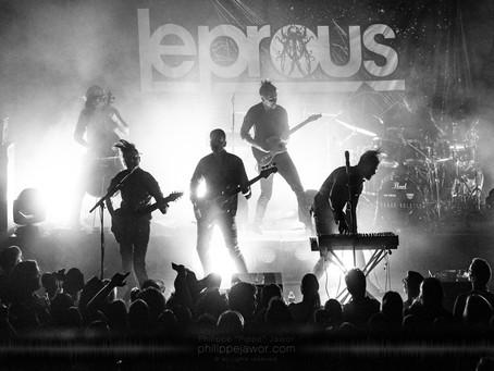 LEPROUS + AGENT FRESCO + ALITHIA + ASTROSAUR – Lyon, 14.11.2017