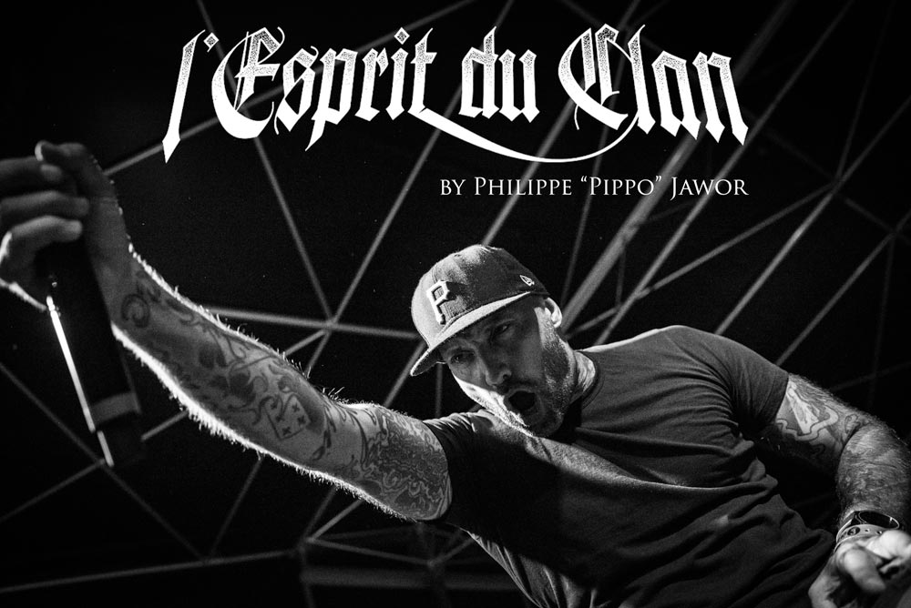 L'Esprit du Clan @ Sylak Open Air festival, Saint Maurice de Gourdans, France, August 2017.  On assignment for Metal Obs' Magazine All rights reserved.
