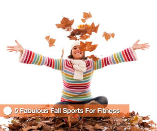 5 Fabulous Fall Sports For Fitness