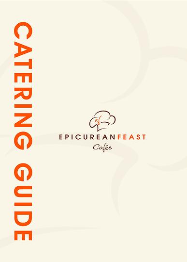 Corporate Catering Menu - Epicurean Feast Cafés