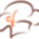 Epicurean Feast Cafés Chef hat, logo design, USA foodservice company