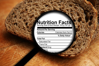 New Nutrition Facts!
