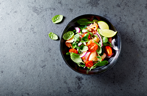 WellEVERYTHING 5 Ways Your Salad is hindering your weightloss effects, Salad Article
