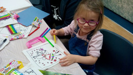 Art Attack is back! Fancy getting messy in half term?