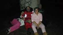 Sleeping Rough campaign October 2014
