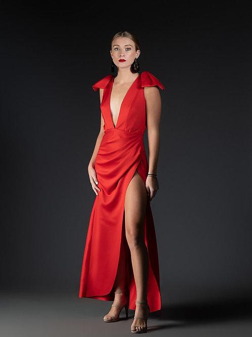 Callejas - Red Dress