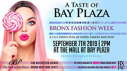 A Taste of Bay Plaza: Annual Fashion Show