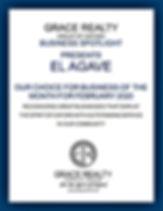 el agave feb 2020 business spotlight blu