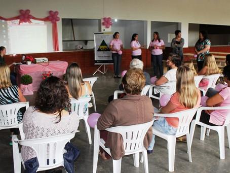 Outubro Rosa em Fernandes Pinheiro