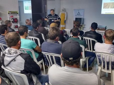 Palestra sobre o Alta Performance em São João do Triunfo atrai cooperados