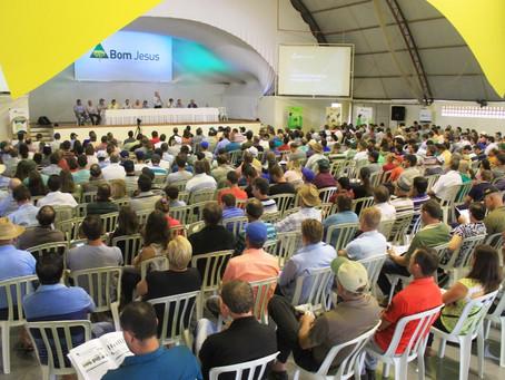 Cooperativa Bom Jesus realiza Assembleia Geral Ordinária